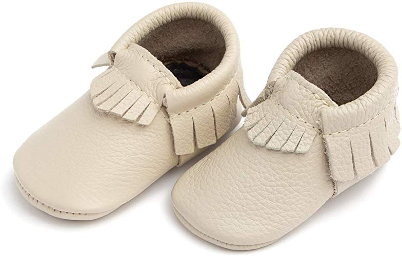 Freshly Picked - Soft Sole Leather Moccasins