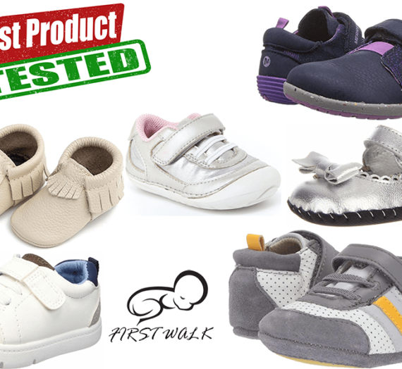 6 Best Shoes for Babies Learning to Walk