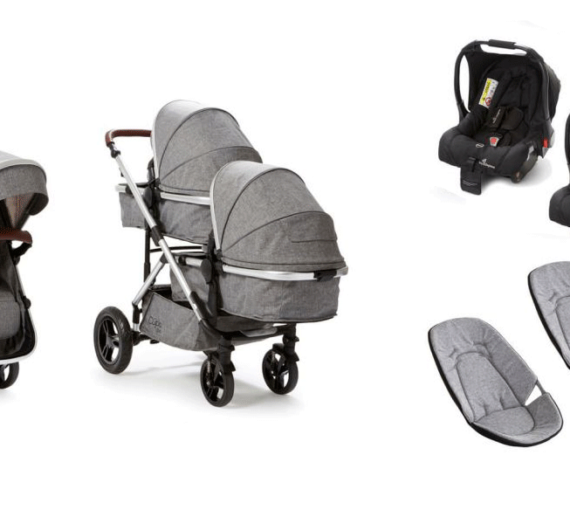 Silver Cross Dazzle Best Modern Baby Strollers in 2020