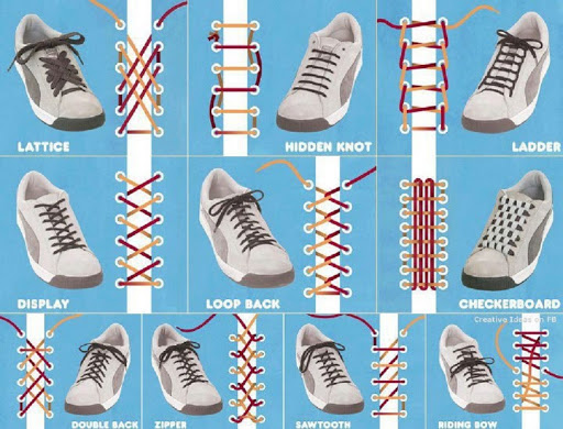 How to tie shoes for kids