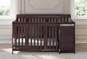 Best baby cribs with changing table