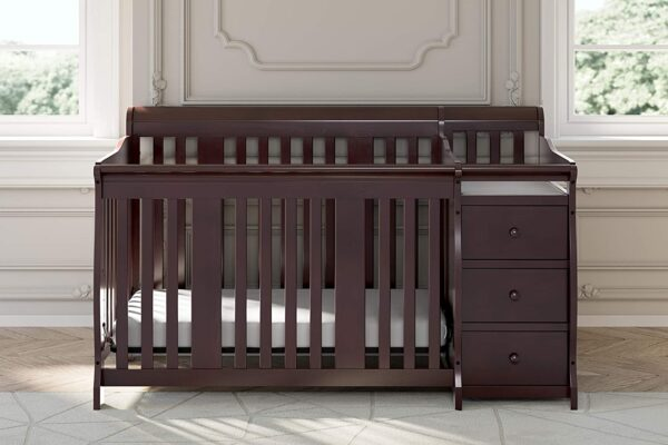 Best Baby Cribs With Changing Table – Tips & Guide