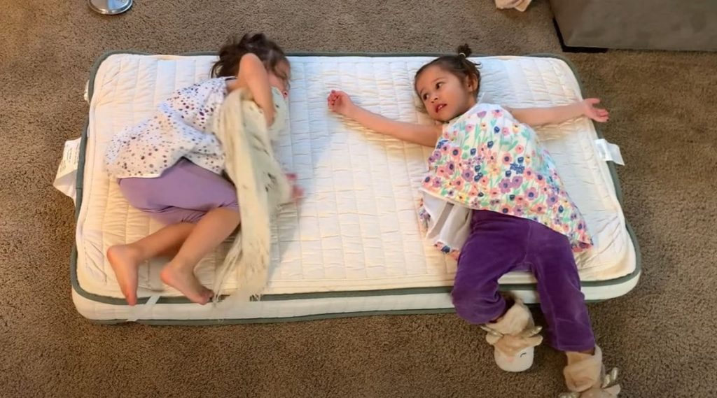 Longest Life Possible out of a Crib Mattress