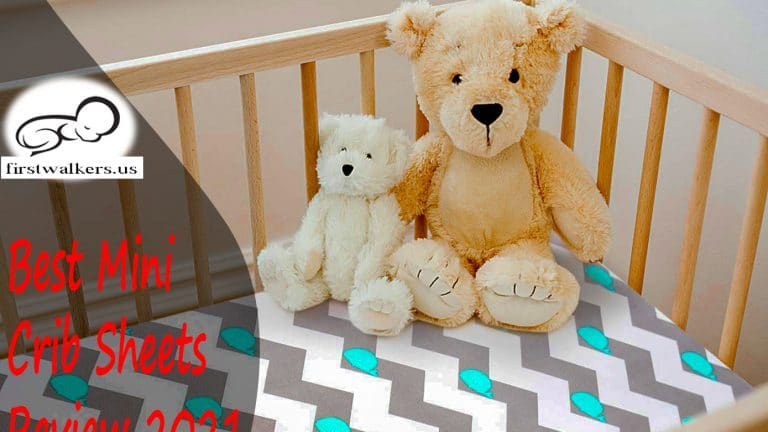 8 The Best Mini Crib Sheets [You can trust]